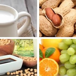 fruit allergie symptomen