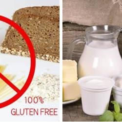 Gluten en lactose