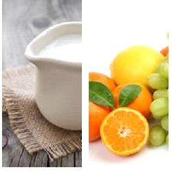 koemelk, fructose