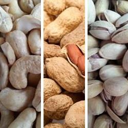 afb SGS cashew pinda pistache